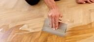 Gap filling & Finishing services provided by trained experts in Floor Sanding Cheshunt